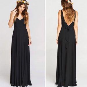 Show Me Your Mumu // Jenn Maxi Chiffon Dress
